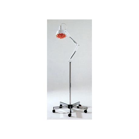 Lampe IR 250W sur pied roulant
