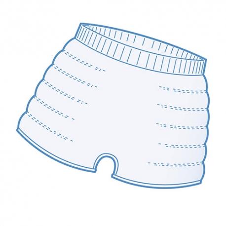 Panties XXL iD Expert Fix Comfort Super X5