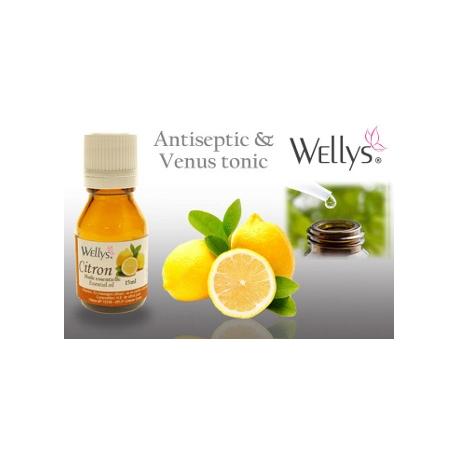 Huile essentielle citron 15 ml