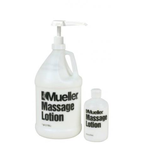 Lotion de massage avec pompe Mueller 3,785L