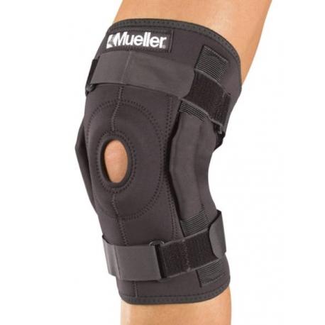 Support de genou enroulable à charnière Mueller L 40-50cm