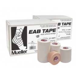 Bande adhésive EAB Blanc 5cmx4,5m