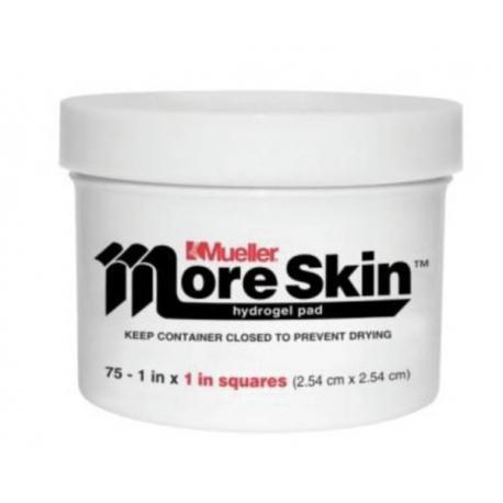 Carrés pré-découpés en gel More skin™ 2,5cm
