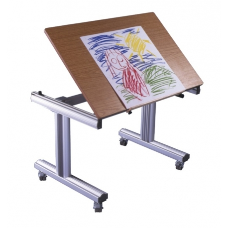 Table d'activité inclinable Easywind™ Standard