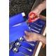 Rouleau Dycem 20 cm x 9 m bleu