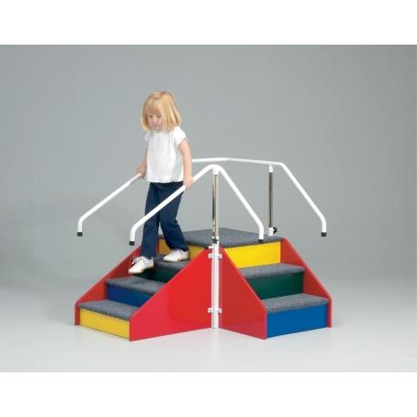 Escalier pédiatrique