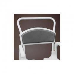 Coussin souple de dossier gris pour chaise ETAC Clean