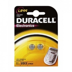 2 Piles alcalines 1,5 V, LR 44-BP 2 - Duracell® Electronics