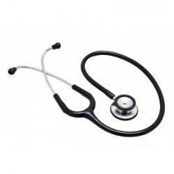 Stéthoscope Maestro II Pédiatrique noir