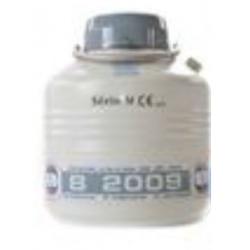 Résèrvoir azote liquide 2L