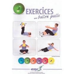 MANUEL EXERCICES AVEC BALLON PAILLE