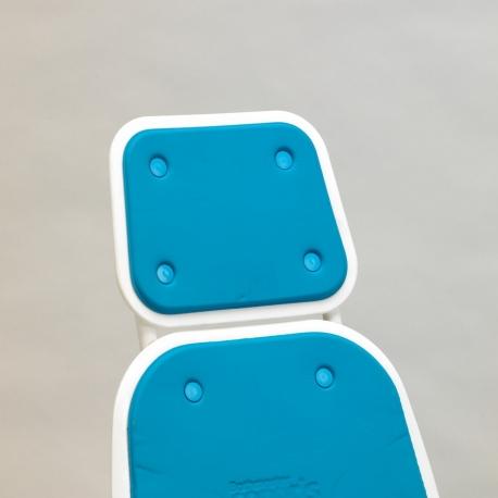 Accessoires - Housse bleue pour appui-tête Bathmaster™ Sonaris™
