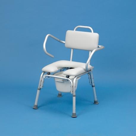 Chaise légère avec découpe frontale
