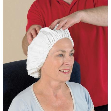 Bonnet pour shampoing sans rinçage
