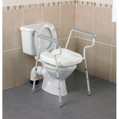 Cadre de toilettes Stirling Elite Deluxe