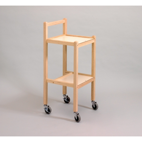 Chariot compact Newstead - grandes roulettes