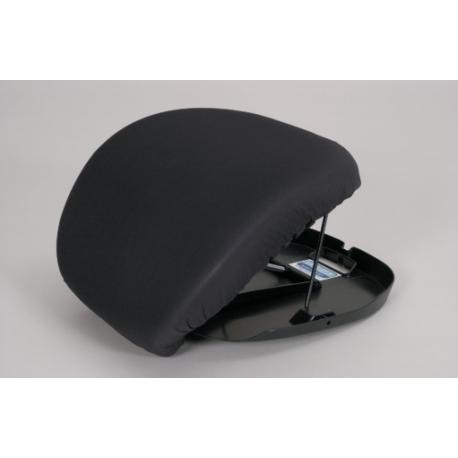Coussin d'aide à la levée + mémoire de forme - utilisateur : 35-105kg Uplift