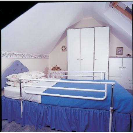 Barrières de lit Castle double - La paire