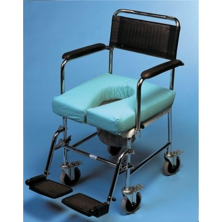 Coussin pour chaise percée