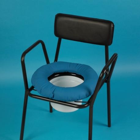 Anneau pour chaise percée