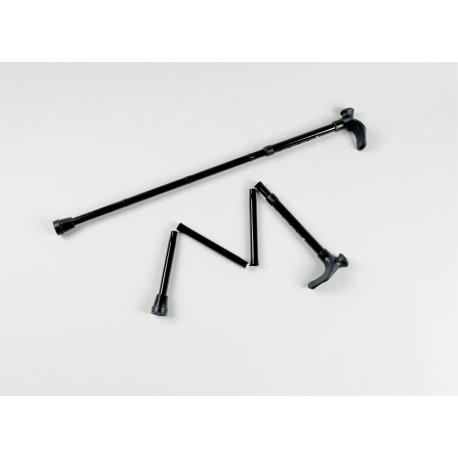 Canne pliable ComfyGrip Main gauche 825-925mm