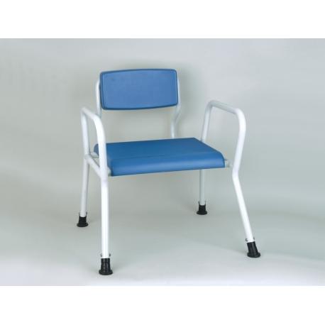 Chaise percée 83cm XXL