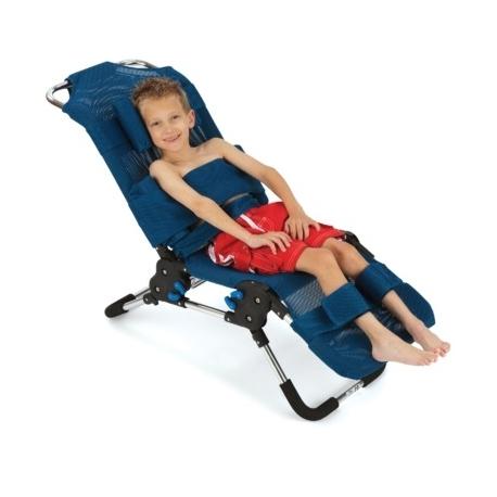 Chaise Starfish™ bleu taille XS