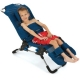Chaise Starfish™ bleu taille M