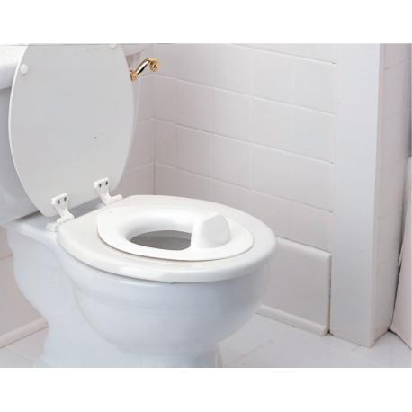 Réducteur pour siège de toilettes