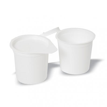 Crachoir non stérile à usage unique 130 ml x 500 pièces.