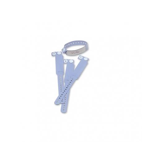 Bracelets identification enfant bleu