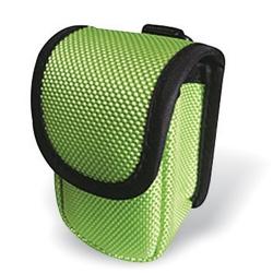 Pochette Oxymètre de pouls verte
