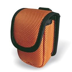 Pochette Oxymètre de pouls orange