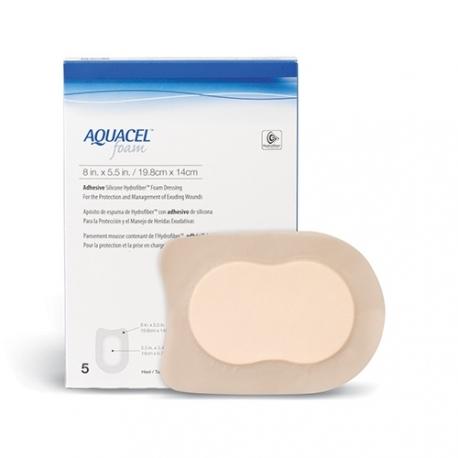 Aquacel™ foam Adhésif multisite 19,8x14 cm