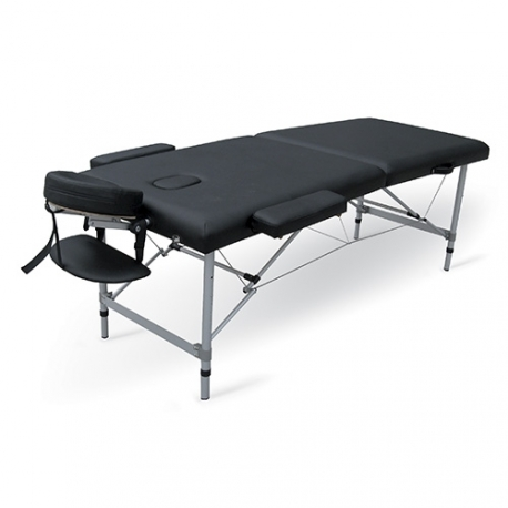 Table de massage portable en aluminium